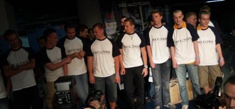 WCG 2008 Scena