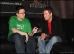 LC 2009 / Mit0s udziela wywiadu