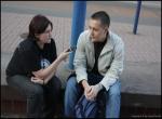 LC 2009 / LoorD podczas wywiadu